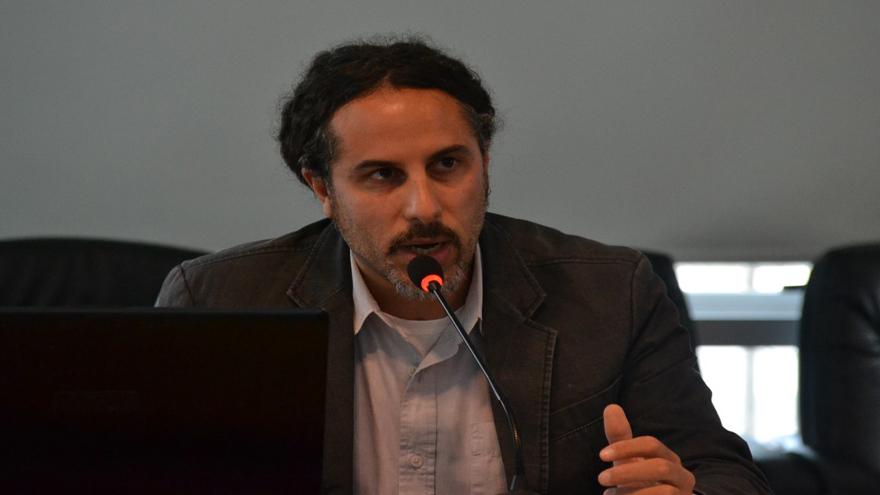 Milko Schvartzman Especialista en Conservación Marina y Derechos Humanos en la pesca, del Círculo de Políticas Ambientales de Argentina.