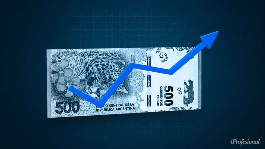 Las tasas de interés de los plazos fijos en pesos, en este 2021 pierden frente a la inflación.