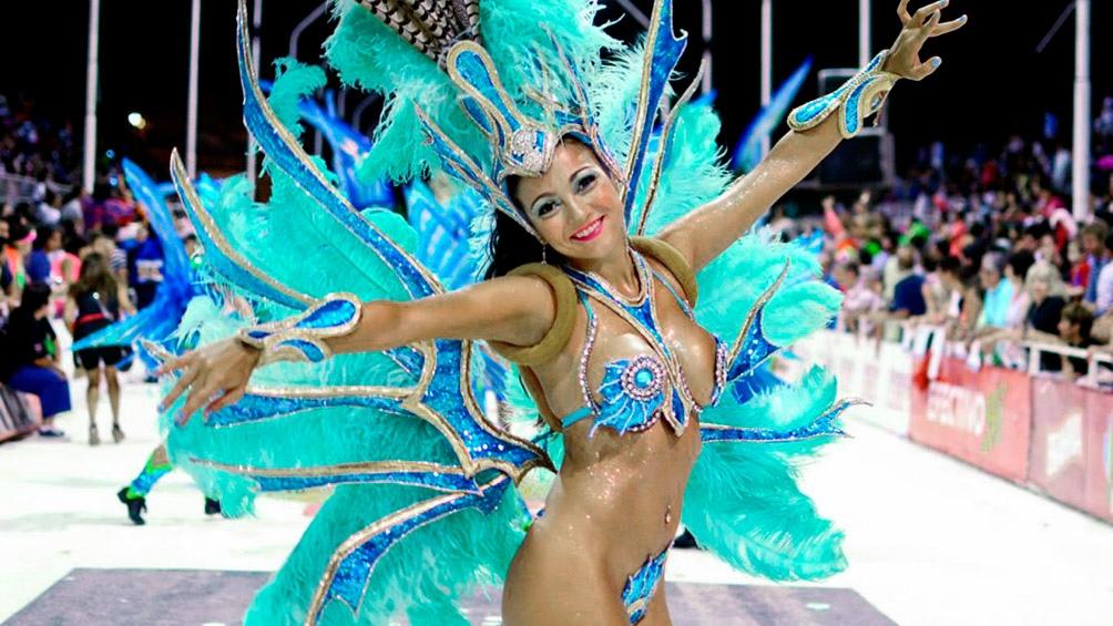 El carnaval 2021 de Gualeguaychú también debió ser cancelado por la pandemia