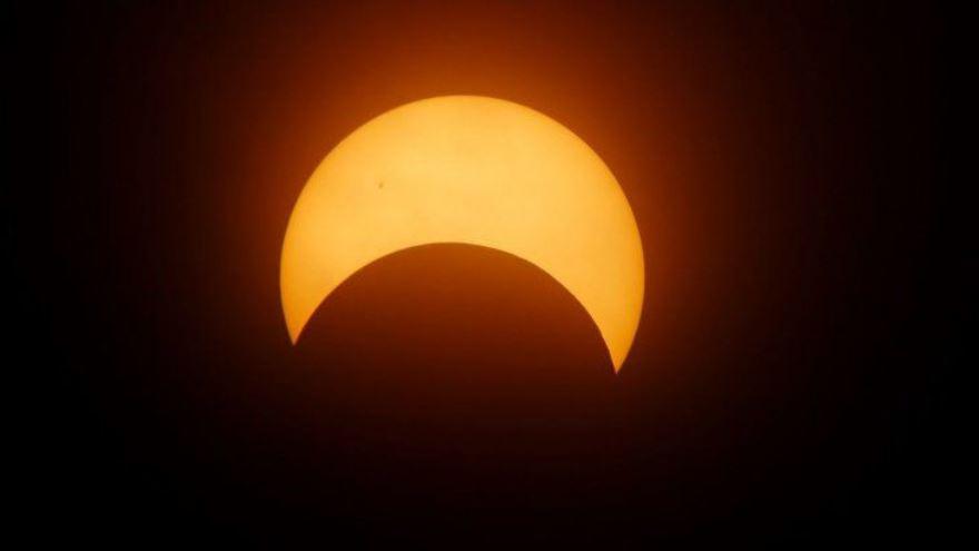 Eclipses y diferentes fenómenos naturales ocurrirán este año.
