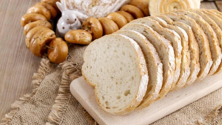El pan blanco podría elevar los niveles de glucemia en el organismo