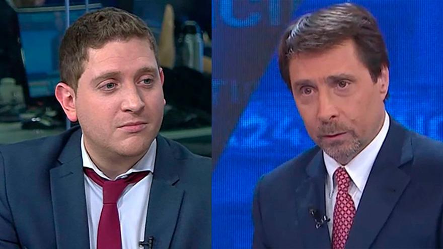 Jonathan Viale y Eduardo Feinmann pasaron del grupo América al canal LN+