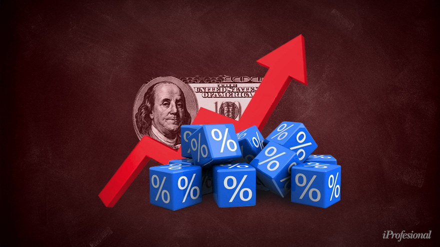 Los precios de la economía y el dólar subieron en mayo por encima de la tasa de interés de los plazos fijos tradicionales.