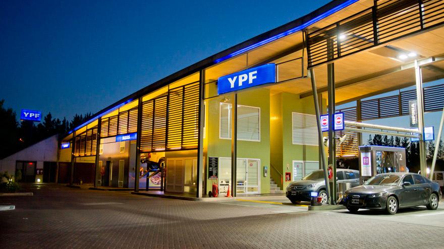 La nueva INFINIA ya está disponible en todas las estaciones de servicio de YPF.