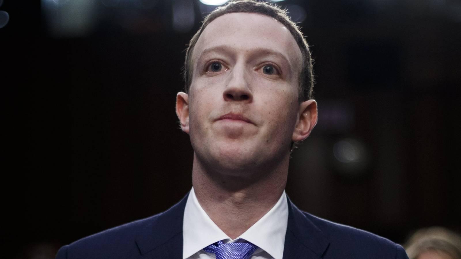 Los datos del propio Mark Zuckerberg fueron filtrados en Internet.