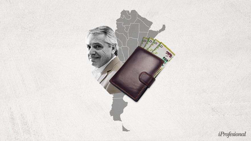 La crisis económica le hizo perder varios puestos a la Argentina