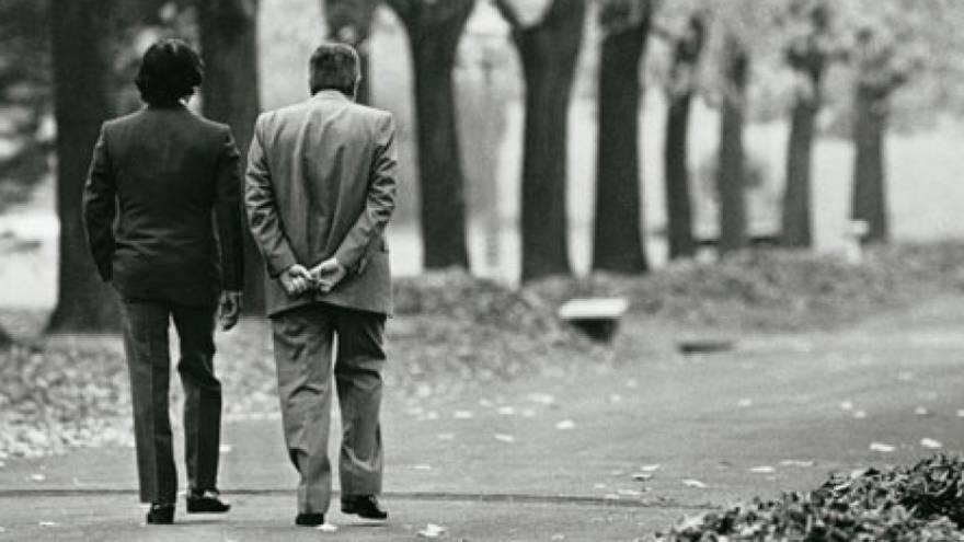Menem y Alfonsín, el símbolo del cambio de época: del sueño socialdemócrata al pragmatismo del capital