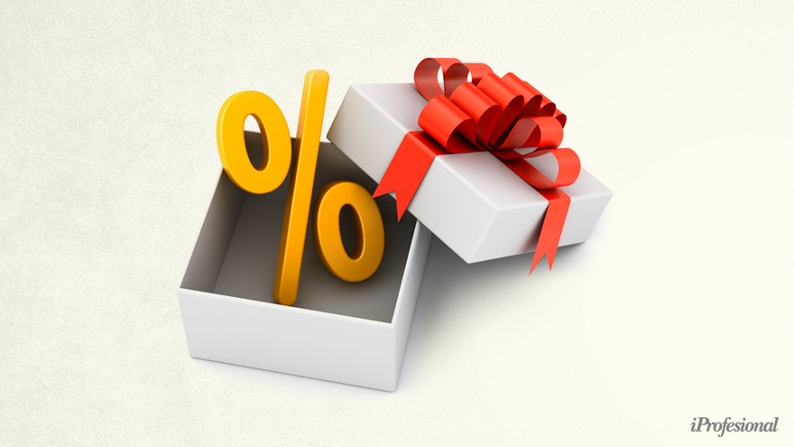 With an interest rate of 3% per month, traditional fixed terms could begin to exceed what UVAs offer, which follow inflation, which could be 2.7% per month.