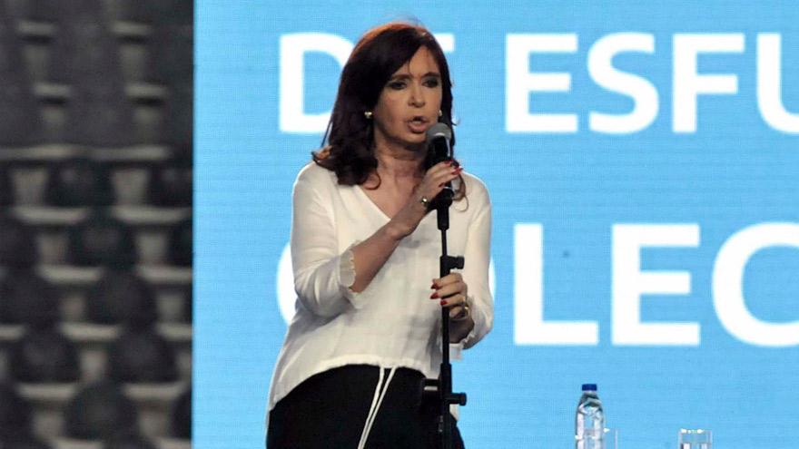 El discurso de Cristina y su advertencia a los funcionarios del Gobierno tuvieron efecto rápido.