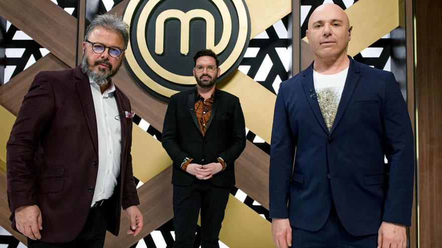 Este fue el jurado de Masterchef Celebrity Argentuna