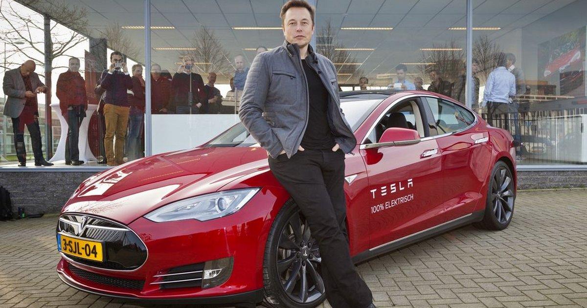 Tesla hizo estallar el precio de los bitcoins.