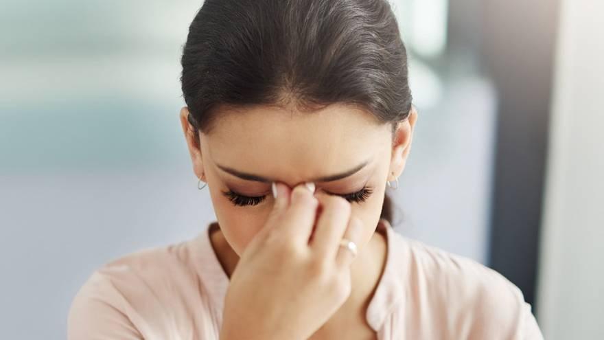 Los dolores de cabeza pueden indicar la presencia de trastornos más severos
