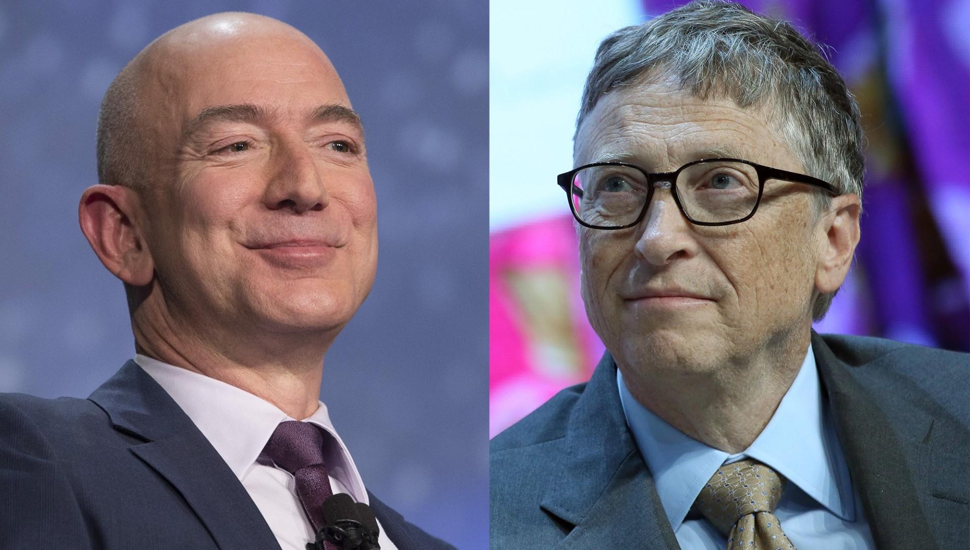 Tal como ocurre con Bill Gates y Microsoft, Bezos seguirá fuertemente vinculado a Amazon.