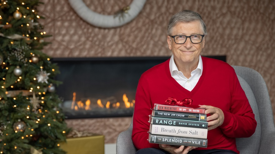 En su último libro, Gates describe iniciativas para transformar el uso de la energía antes de 2050