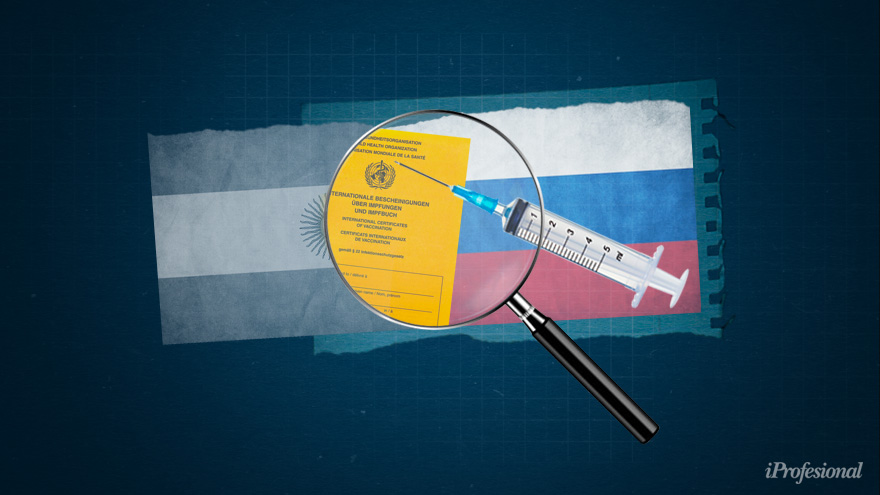 Anmat otorgó el aval luego de recibir información complementaria desde Rusia