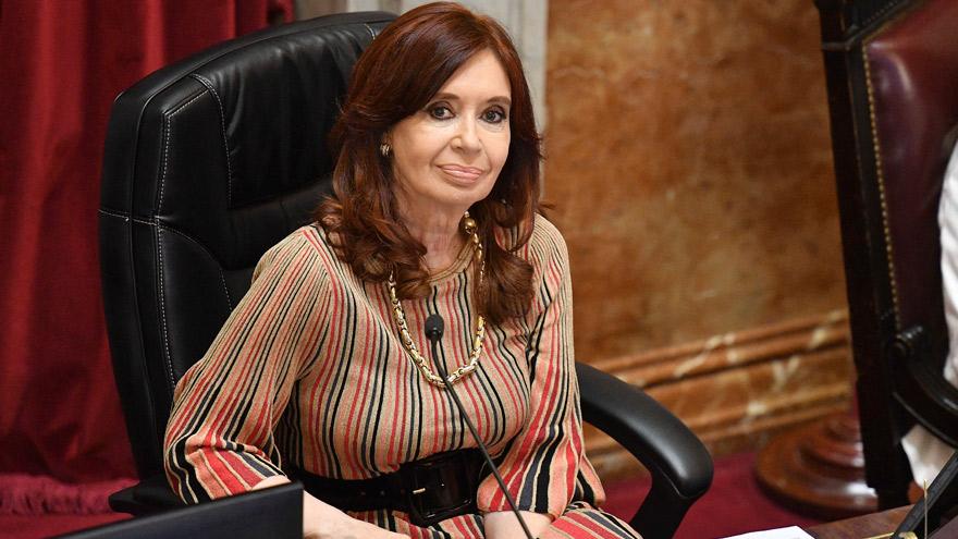 Cristina Fernández de Kirchner tiene un canal activo en Telegram.