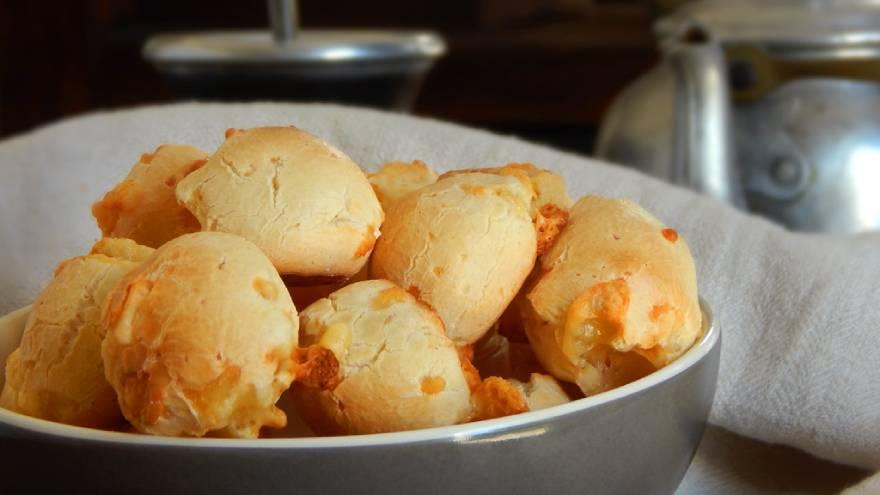 El chipa almidón es el tradicional, pero también hay otras variedades