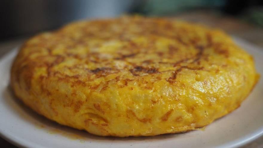 La tortilla de papas tiene varios siglos en la gastronomía europea y americana