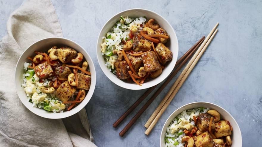 La preparación del tofu es importante para darle sabor y textura adecuados