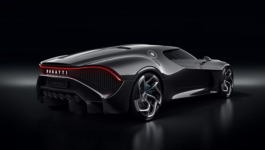 Bugatti tiene uno de los autos más caros del mundo.