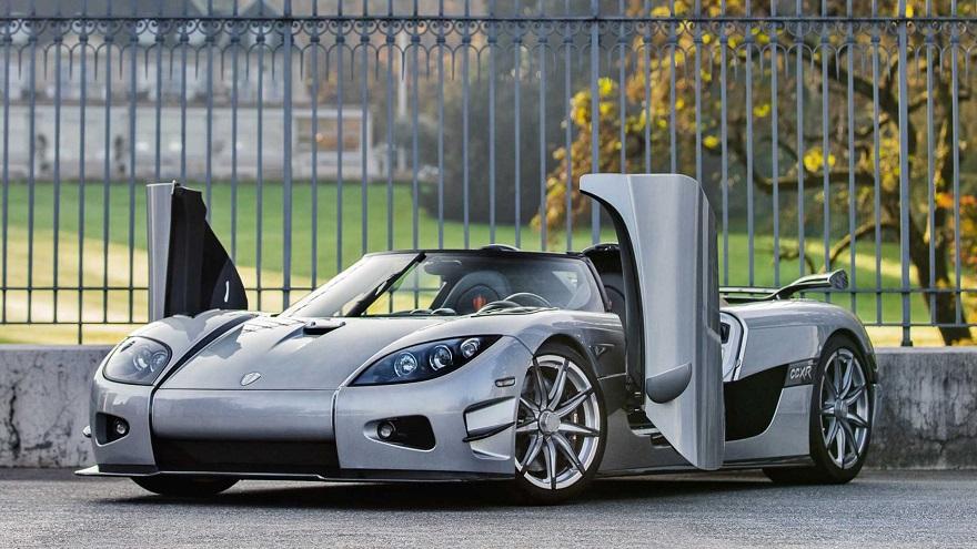 Otro de los autos más caros del mundo.