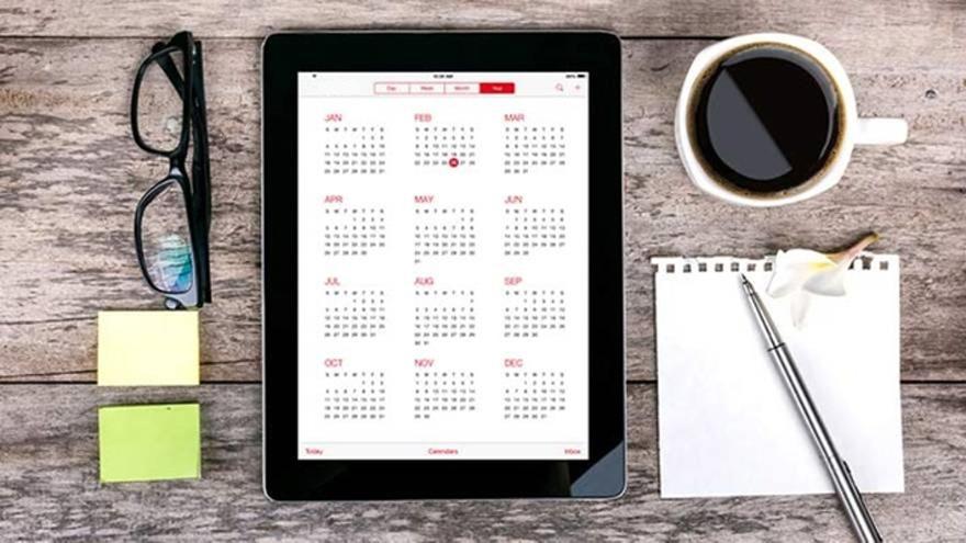 Mirá todos los feriados y fines de semana largos que quedan en el año y planificá tus descansos