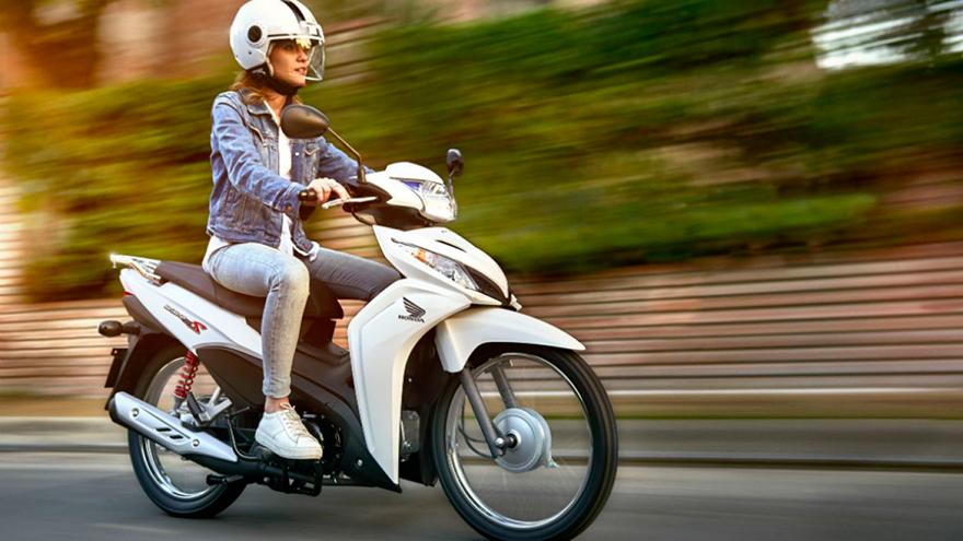 Honda, una de las más vendidas.