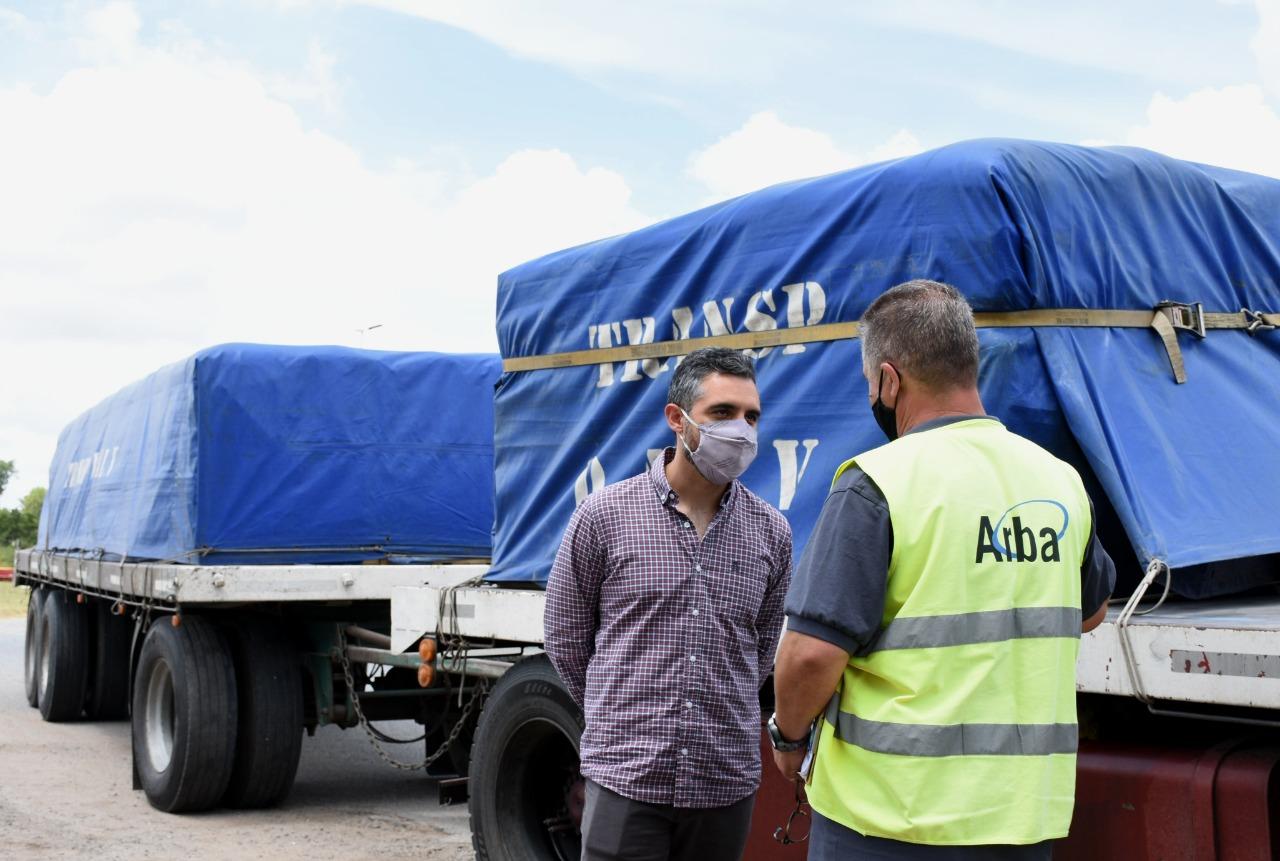 ARBA inició acciones de fiscalización en la Costa Atlántica