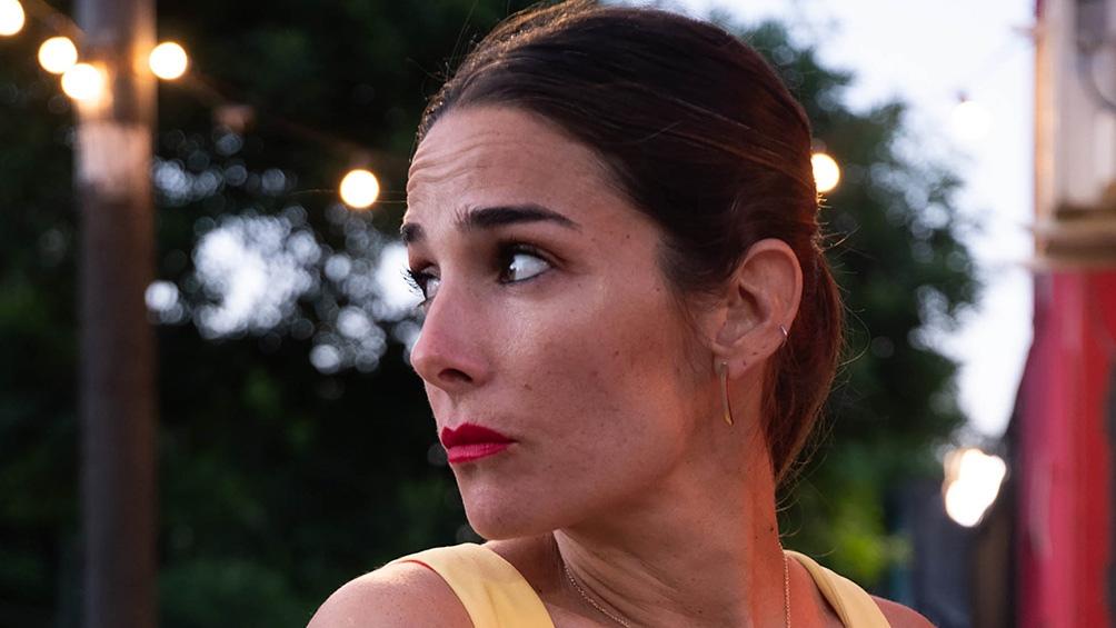 Juana Viale protagoniza Causalidad, una de las películas argentinas filmadas en pandemia