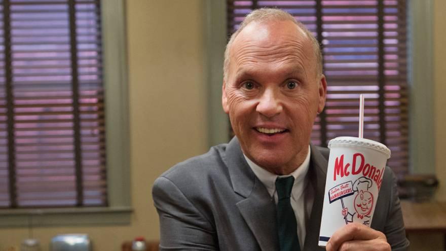Historia de McDonald: Michael Keaton se puso en la piel de Ray A. Kroc en