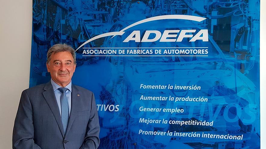 Daniel Herrero, presidente de ADEFA:
