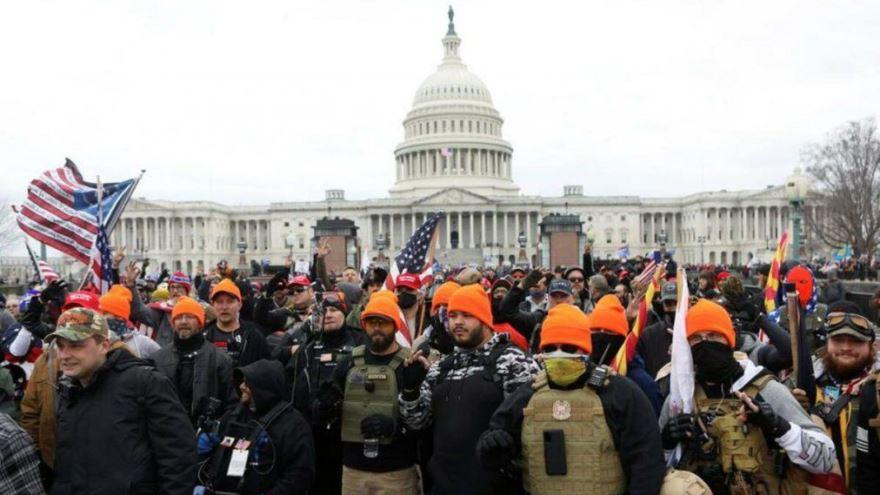 La agresión de la turba ultraderechista al Capitolio conmovió al mundo occidental.