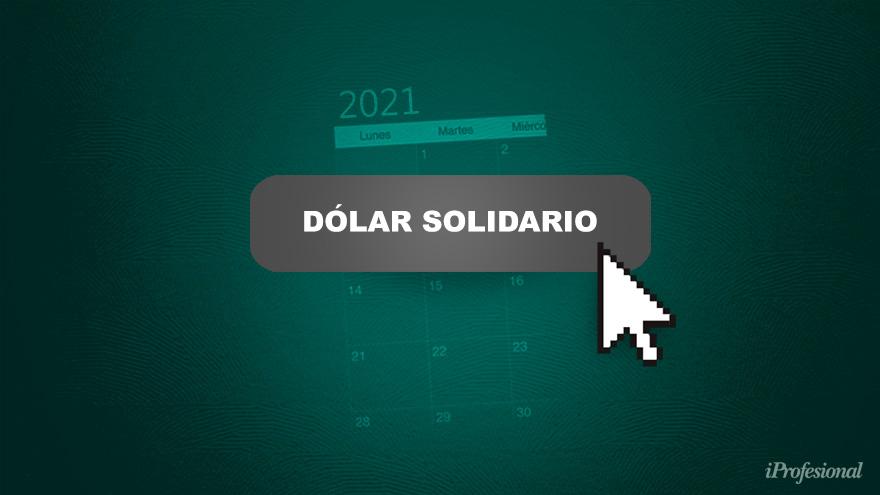 La compra del dólar solidario, que es el valor minorista más impuestos, se ha restringido en los últimos meses.