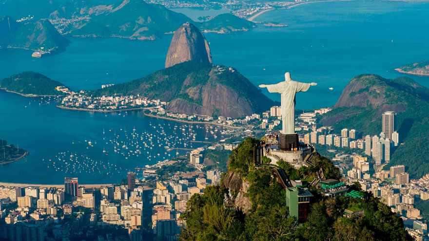 Brasil y Estados Unidos encabezan