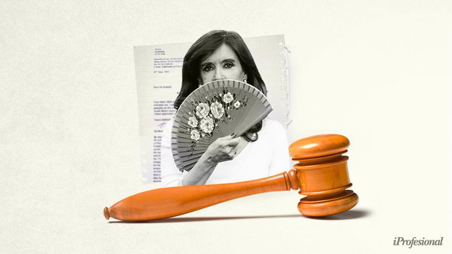 La vicepresidenta Cristina Fernández de Kirchner declaró en vivo por la causa del