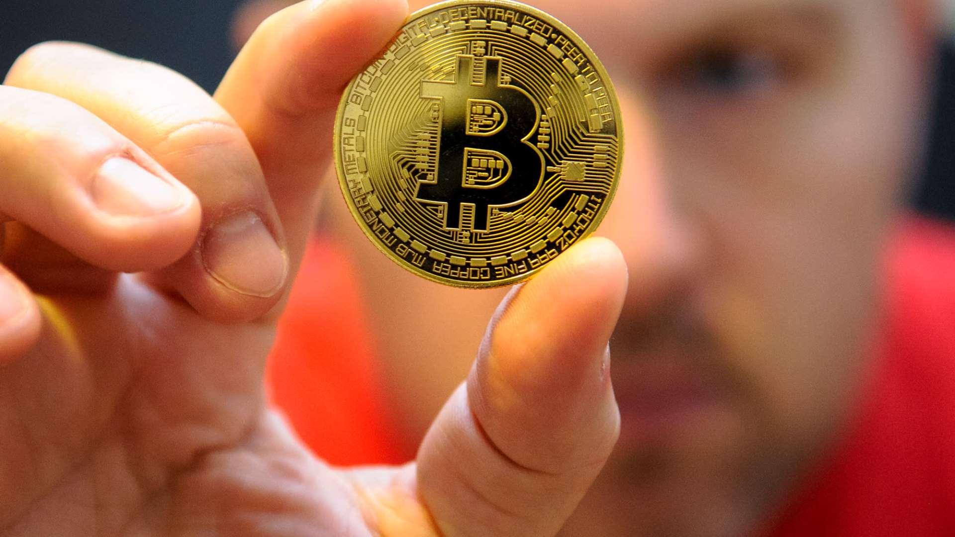 El Bitcoin alcanzó los u$s40.000, aunque luego cayó a poco más de u$s32.000