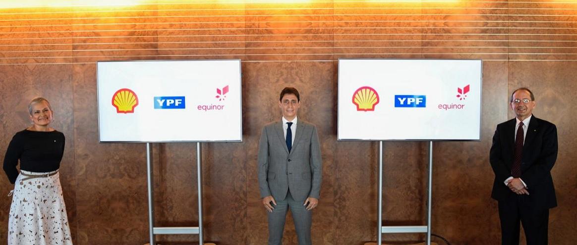 YPF y Equinor suman a Shell para la exploración del área CAN 100 en el offshore argentino