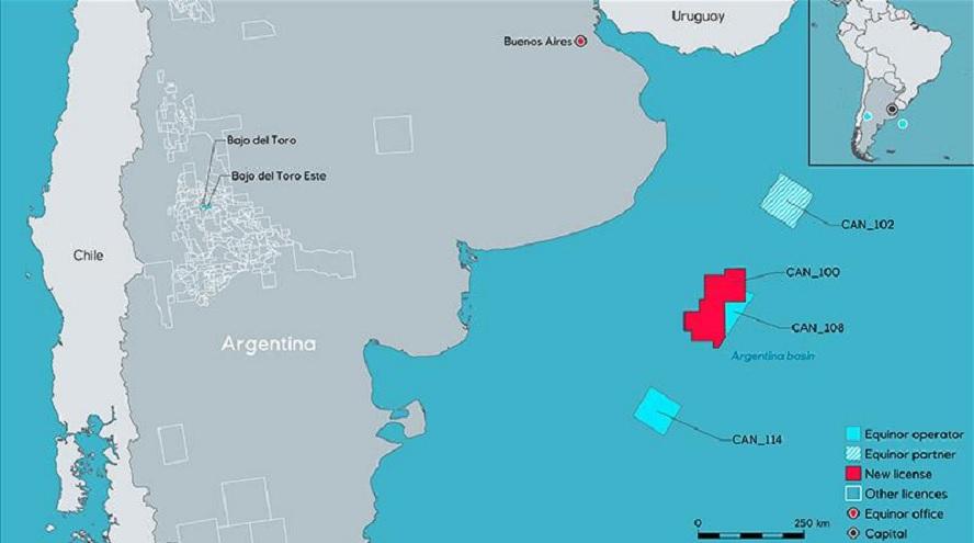 mapa de la ubicación exacta de la zona