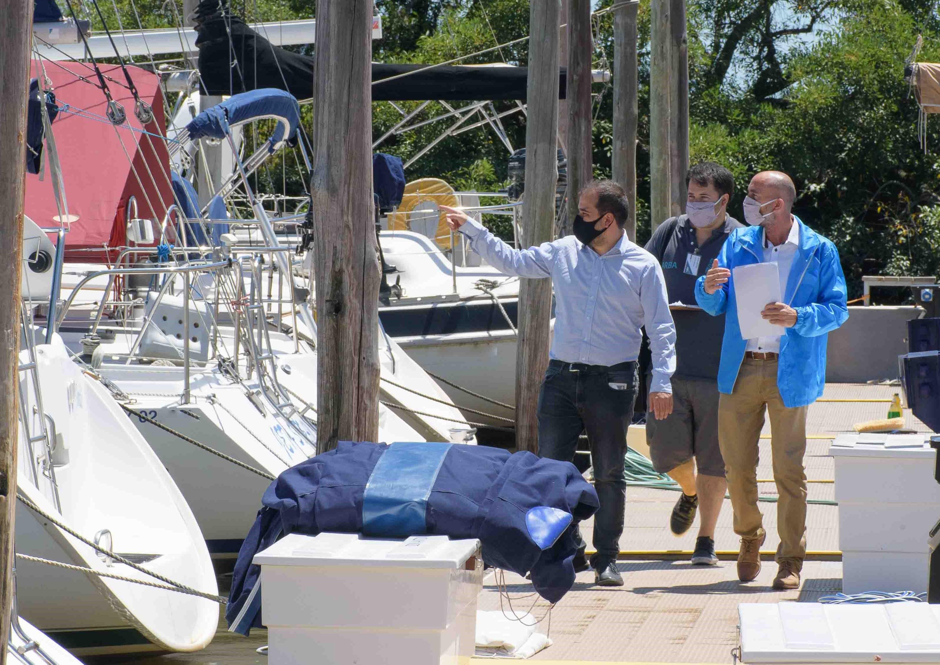 Cuántos dueños de yates adeudan el Impuesto a las Embarcaciones