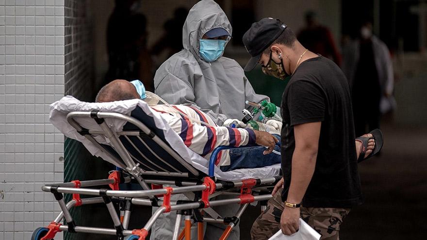 Brasil: colapsó el sistema hospitalario en un estado fronterizo con Argentina