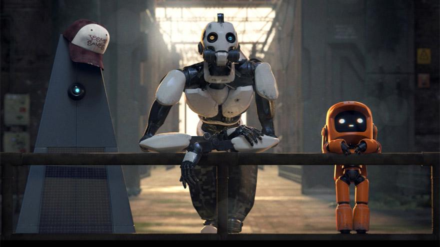 Love, Death & Robots, una de las novedades en animación que ofrece Netflix.