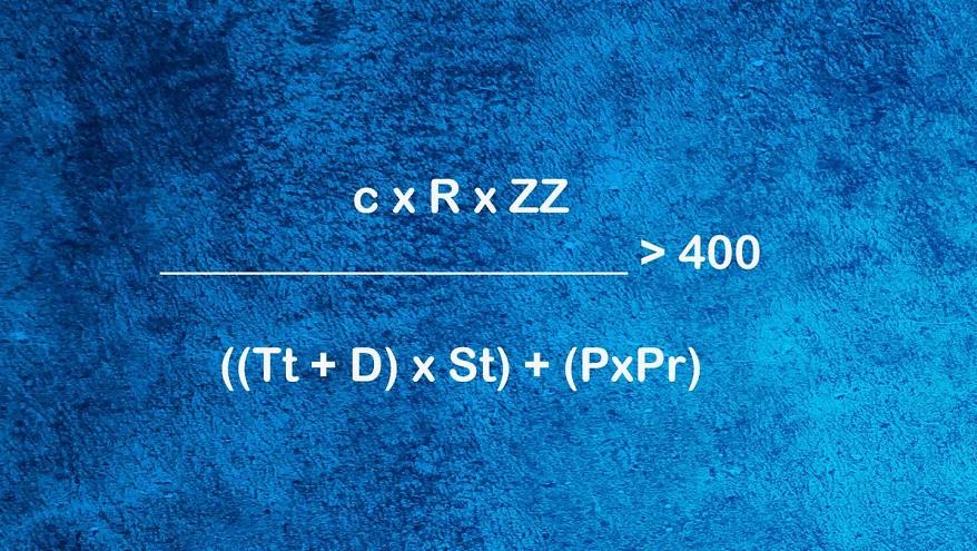 Esta es la fórmula que determina que hoy es el día más triste del año