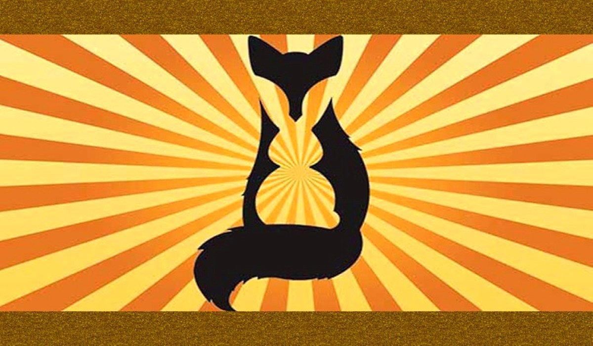 Mirá atentamente la imagen: ¿qué animal ves primero: el zorro o el conejo?