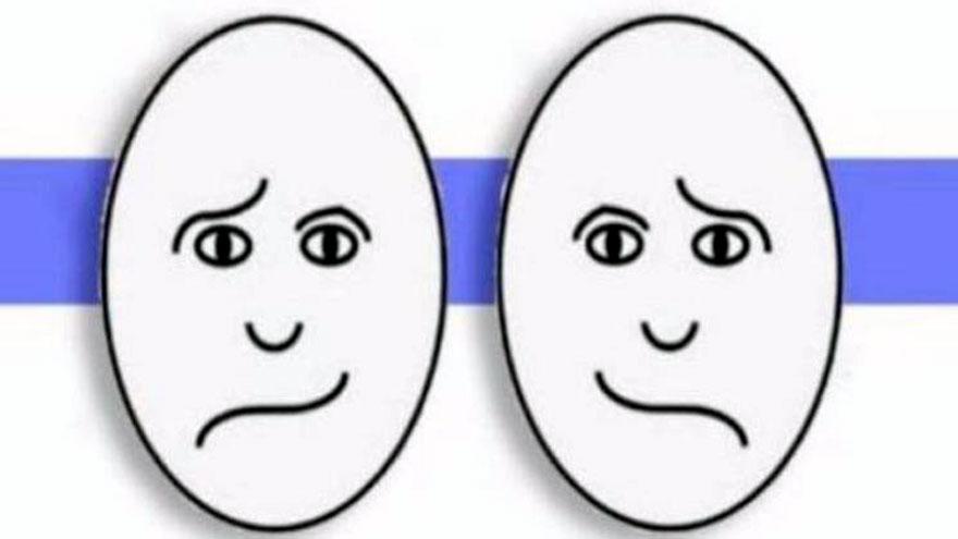 Test psicológico: elegí la cara más feliz y sabrás que tipo de personalidad tenés.