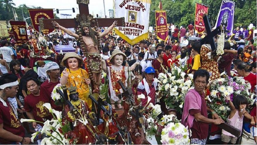 El código penal filipino aún está influenciado por el arraigo religioso vigente desde tiempos de la colonización española