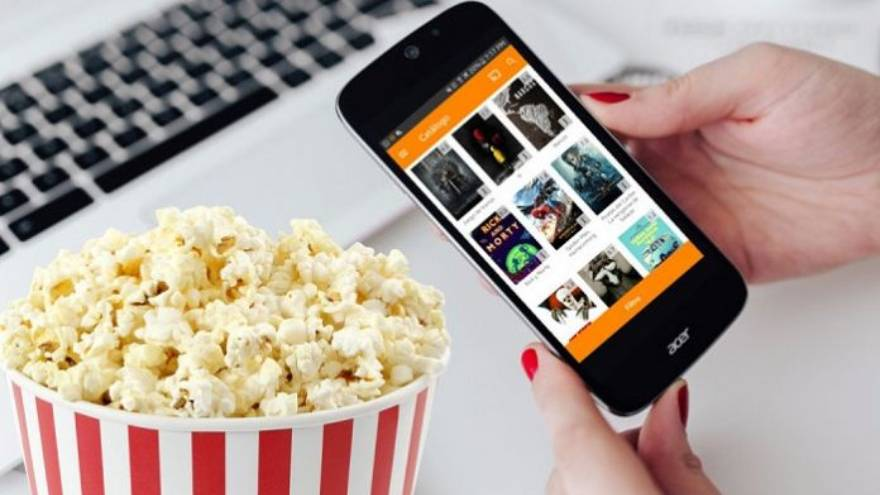 Hay muchas páginas para ver películas que se pueden usar para aprovechar los ratos libres