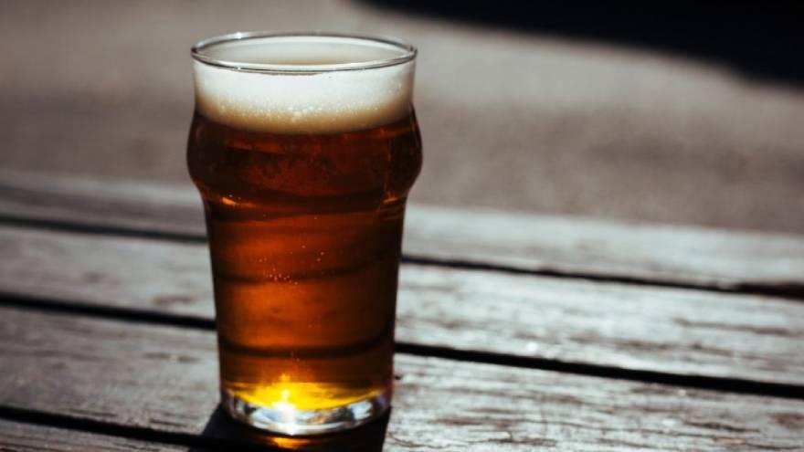 El alcohol se puede pensar como una