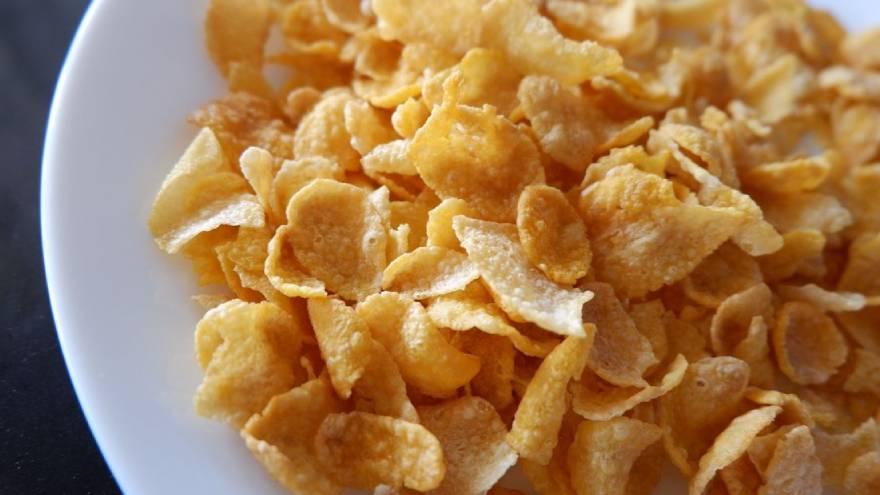 Los corn flakes fueron uno de los primeros cereales que aparecieron en el mercado
