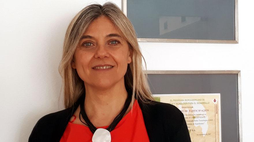 María Laura Palacios: