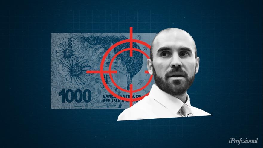 Martín Guzmán, determinado a que en los acuerdos de precios y salarios se mantenga la proyección oficial de inflación de 29%
